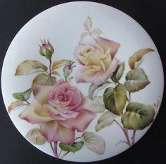Firebrickart • View topic - Rose & Waterlily by Chitkasem Paul, Bangkok, Thailand