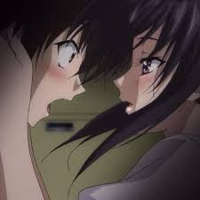 Image result for akeno x issei