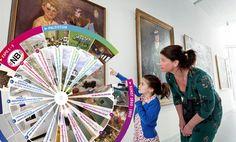 Museumrondje: kunst kijken met kinderen Noord Brabants Museum