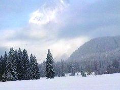 Wir trotzen dem Wetter ;)  Schneeschuhwanderung im Oktober, das gibt es nur im Hotel #Karwendel in #Pertisau am #Achensee  http://www.karwendel-achensee.com/