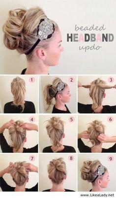 diy hairstyles, diy hair and hair tutorials.