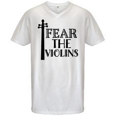 inktastic Violin Music Future Violinist Toddler Long Sleeve T-Shirt
