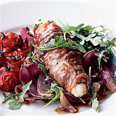Piquant monkfish Recipe | delicious. Magazine free recipes.   This sounds decadent and delicious!