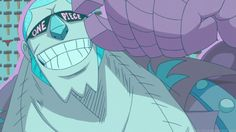 One piece Franky 720p wallpaper by Gildarts-Clive