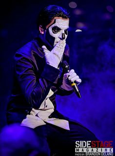 Papa Emeritus III, what a sweet creature