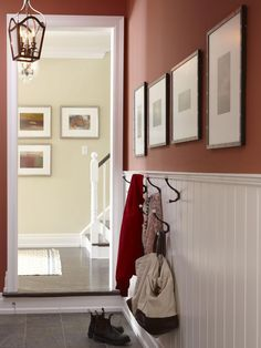 Design With Kids in Mind in 22 Mudroom Storage and Decorating Ideas from HGTV
