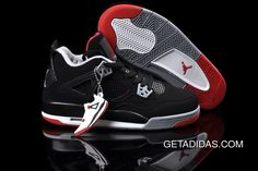 f4dfaa3b74d448 Air Jordan 4 Womens Bred 2012 TopDeals