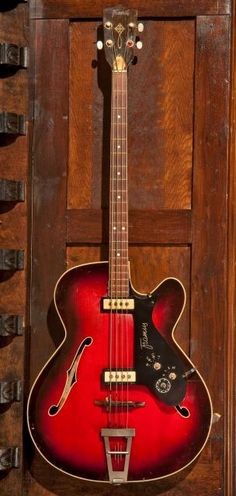 The Framus Wyman Bass