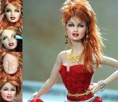 これは凄い!市販されている人形を本気でメイクした結果…ハンパない仕上がりに!