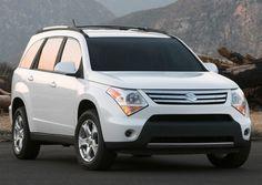 Suzuki XL7 Годы выпуска: 2007 - 2009