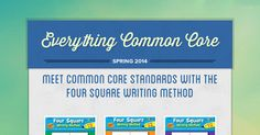 Everything Common Core- Spring 2014 Newsletter