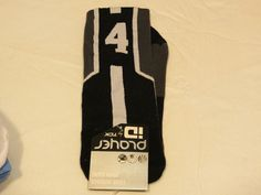 Player ID by TCK PCN MED #4 TWI 1 sock black charc vollyball basketball soccer #TCK #crewsock