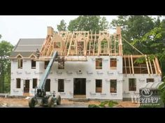 How Long Does It Take to Build a House?  Oh, about 7 minutes.