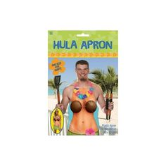 Having a BBQ with the lads/family or throwing a fun Hawaiian bash in the sun? Grab your hula girl apron that features a female body with a green grass skirt, pink hibiscus flower on the waist, coconut bra and garland. Hawaiian Girls, Hawaiian Luau Party, Tropical Party, Coconut Bra, Plastic Aprons, Luau Party Supplies, Plastic Girl, Luau Wedding, Girl Cooking