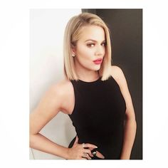 These Are the Best Celebrity Hair Changes From Instagram So Far Khloé Kardashian Celebrity stylist Jen Atkin gave Khloé a sleek new bob for Spring.