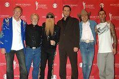 Buddy Alan Owens, Chris Hillman, Billy Gibbons, Vince Vaughn, Dwight Yoakam and Travis Barker (3)