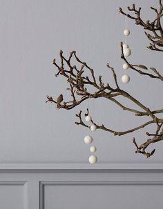 Aarikka Oksakoru tree decoration: Oksakoru tree decoration