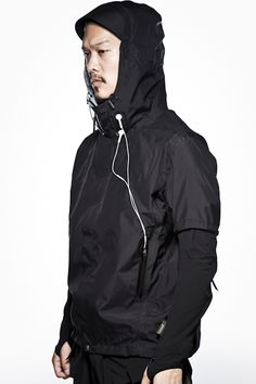 9d917fc1137 ACRONYM tech hoodie. High performance apparel needs HEX Performance Power+  laundry detergent. The only