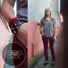 Spring Style Guide - trends & styles for spring from Premium Label Outlet: http://www.premiumlabel.ca/outlet/news/spring-style-guide