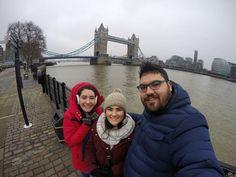 Passando um friiiiio em Londres
