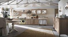idea per la cucina in stile rustico - mobili Gennari