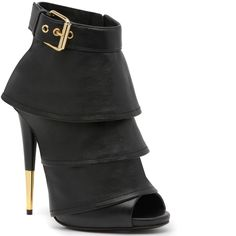 Giuseppe Zanotti Fall 2013 Collection - ShoeRazzi