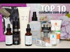 Top 10 | Meus produtos favoritos para cuidar da pele - MakeUp Atelier por Cinthia Ferreira