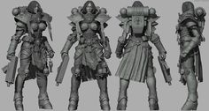 http://www.zbrushcentral.com/showthread.php?195559-Sister-of-battle-(-warhammer-40k-)-fan-art