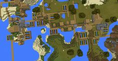 Hey guys, Damasen here with another awesome seed!Found by: DimoMCAGo forwards of spawn for a desert temple. Go left of that temple for the first village. Go right of that temple for the second village, which has the first stronghold under the well, and a temple to the right! Go left of that village