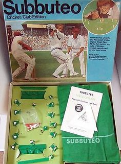 #Subbuteo #cricket club edition #complete, View more on the LINK: http://www.zeppy.io/product/gb/2/252368851727/