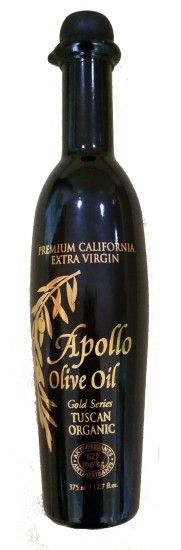 Apollo Olive Oil does olive oil right in its award-winning robust-intensity antioxidant-rich certified organic Tuscan Oil, featuring delicate sweet aromas and a zesty finish. Sourced from the fertile soil of Petaluma, California's rolling foothills, this dark emerald-colored oil is rare to boot: the company has milled only 720 bottles of the Tuscan line.  Value: $23.95