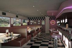 Vintage American Diner | American Diner