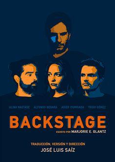 #TEATRO #CROWDFUNDING  Backstage.  Cali, Iker, Erik y Ben ensayan, sueñan, aman y se traicionan. Están a punto de dar quizá su último concierto, quizá no. La música, los sueños y las ilusiones les unieron pero la vida, esa caprichosa compañera de viaje, parece ser que les va a separar... Crowdfunding verkami: http://www.verkami.com/projects/14834-backstage