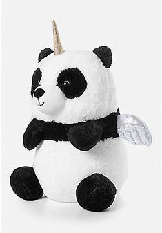 Jumbo Pandacorn Plush