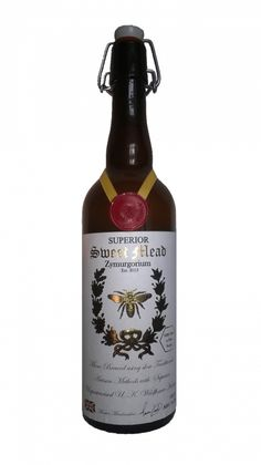 Zymurgorium: Superior Sweet Mead by Zymurgorium: The Brewing Emporium designed in United Kingdom