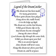 History Of Dream Catchers Custom Beautiful Story To Read To Kids  Then Hang A Dreamcatcher In Their