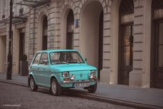 The Fiat When Poland Borrowed From Italy To Create A Pop-Culture Icon Triumph Motorcycles, Custom Motorcycles, Weird Cars, Crazy Cars, Fiat 126, Motorcycle Touring, Girl Motorcycle, Motorcycle Quotes, Motosport