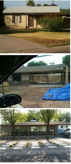 1000 images about ranch remodel on pinterest ranch for Remodeling a 1950s ranch home