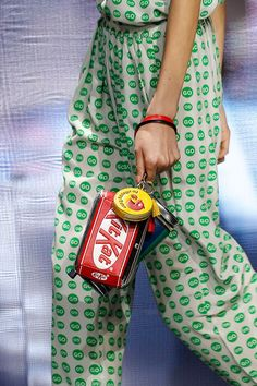 Seriously crushing on this Anya Hindmarch KitKat clutch