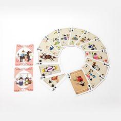 Korean Traditional Playing Card Set