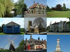 Soham, Cambridgeshire,  England.  They say 3 times the charm, well, it's true! Third time we have lived in this village.