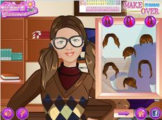 Geeky to Goddess - Play Free At: http://flashgamesempire.blogspot.co.uk/2016/03/geeky-to-goddess.html