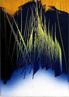 Hans Hartung - Abstracionismo lírico/Tachismo