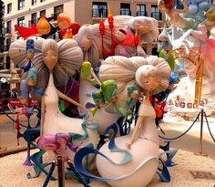 Las Fallas - Valencia's San José festival in March is rapidly approaching! devourspain.com