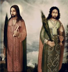 Image result for Sts. Cosmas & Damian