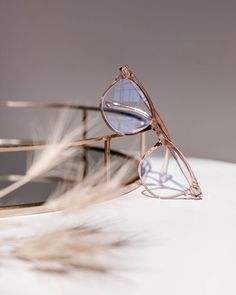 Contemporary and slim in shape, the clear Dakota opticals are a quintessential, must-have this It's simple, lightweight design makes for an effortless classic ensemble. Dakota Blue, Lenses, Eyewear, Cuff Bracelets, Light Blue, Contemporary, Rings, Accessories, Jewelry