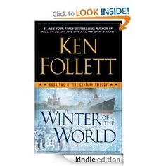 Winter of the World: Book Two of the Century Trilogy: Ken Follett  2013 reads