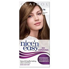 Nice n Easy No Ammonia Hair Dye Light Golden Brown 76 PACK OF 6 >>> More info could be found at the affiliate link Amazon.com on image.
