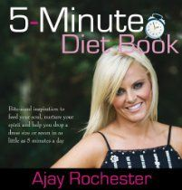5 MINUTE DIET BOOK: Bite-sized inspiration to feed your soul, nurture your spirit and help you drop a dress size or seven in as little as 5 minutes a day