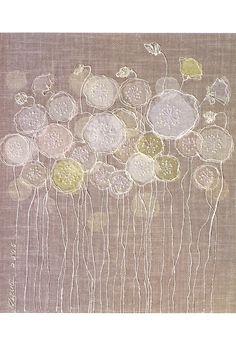Kazue Sakurai - Sketching Embroidery - Japanese craft book